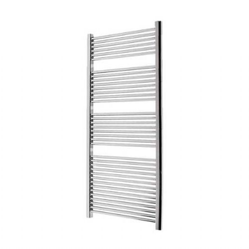 Abacus Elegance Linea Straight Towel Rail - 1700mm x 600mm - Chrome